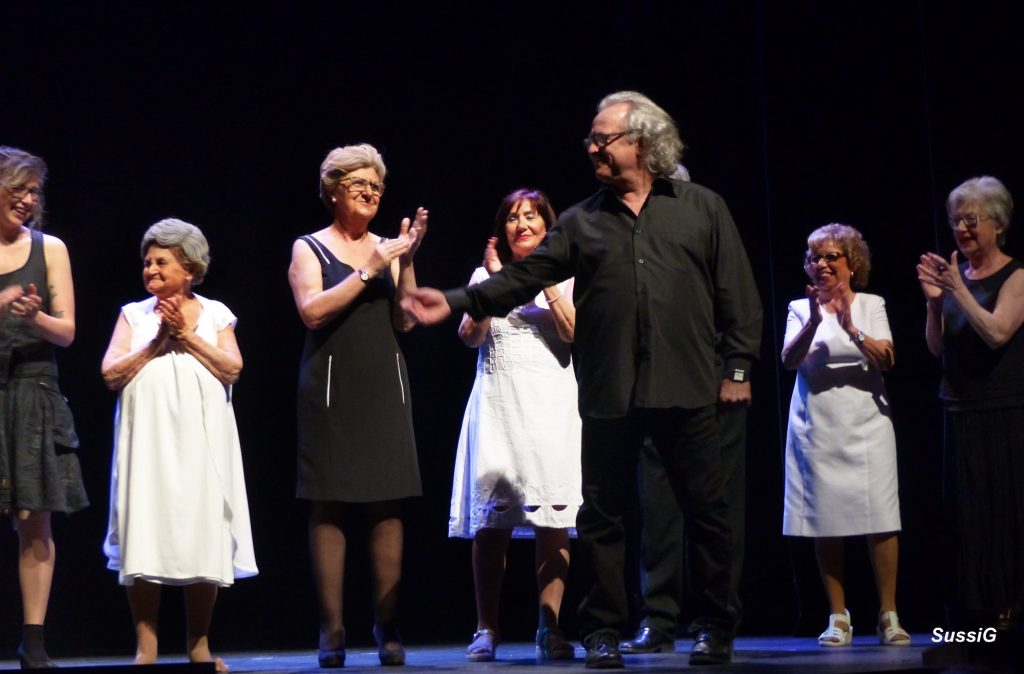 Èxit de l'estrena de l'obra Escenes amb Tracte al teatre Kursaal