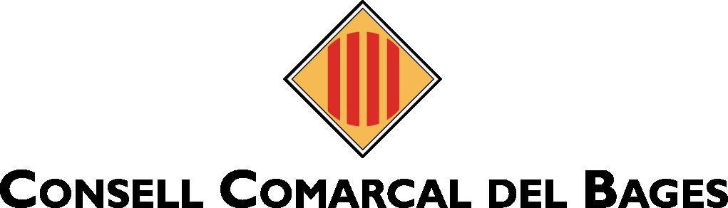Logotip del Consell Comarcal del Bages.
