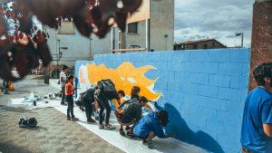 Projecte + Art a Sant Fruitós