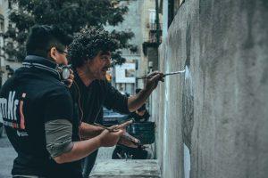 Projecte + Art a Manresa