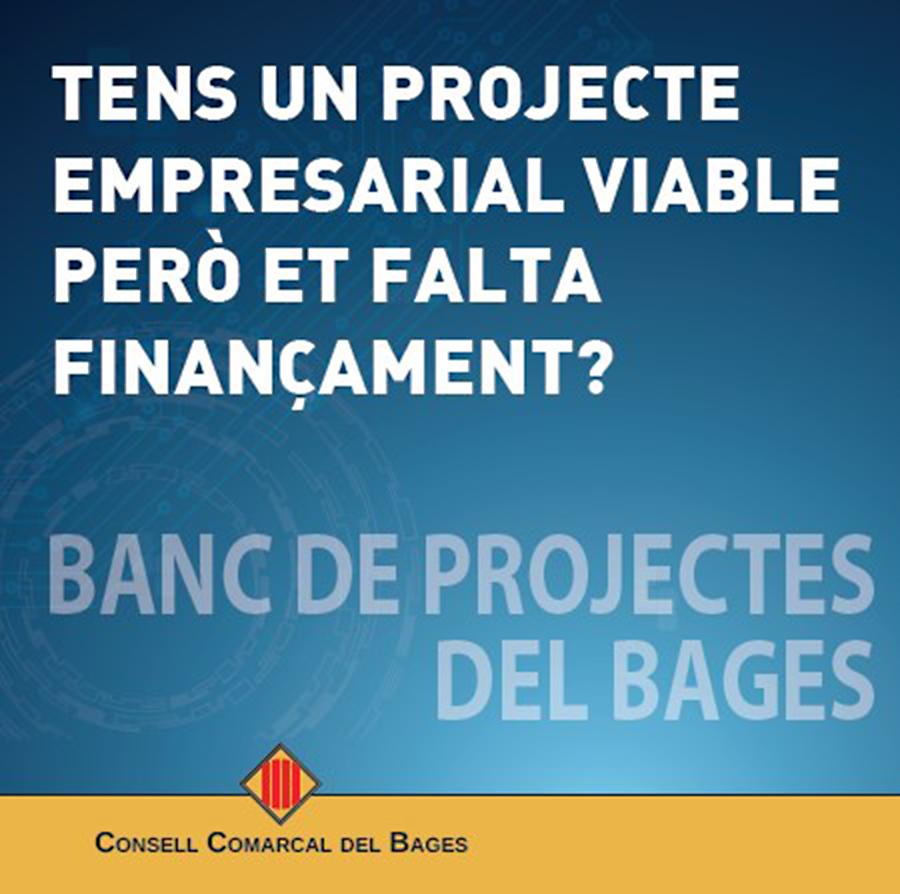Banc de projectes del Bages
