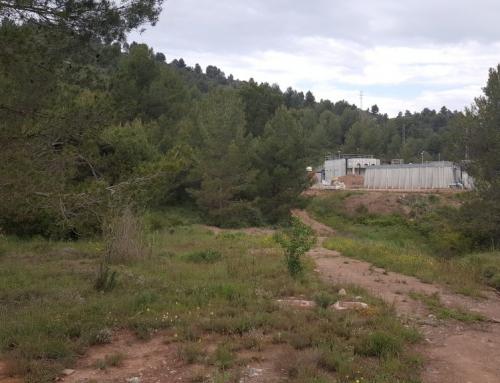 La construcció d'un nou dipòsit a Sallent millorarà les reserves d'aigua del sistema Bages-Llobregat