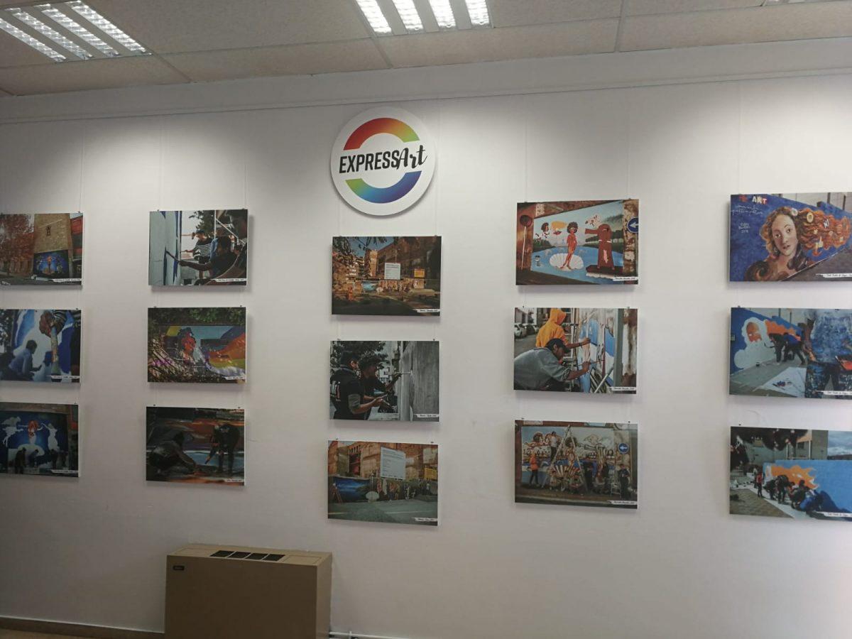 Inauguració Projecte + Art