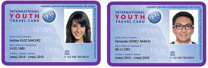 Carnet Jove Internacional