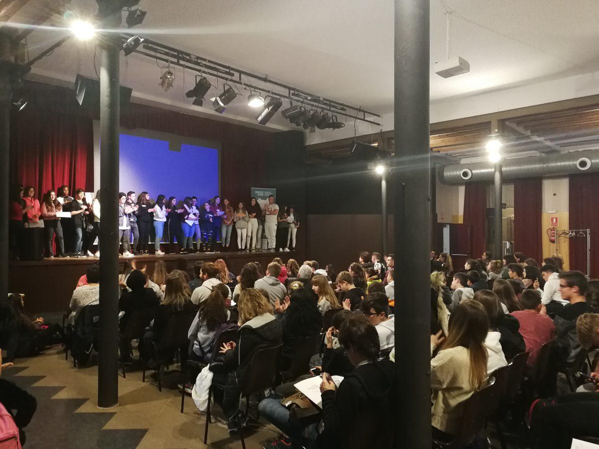 Trobada de Delegats i Delegades dels centres de secundaria del Bages