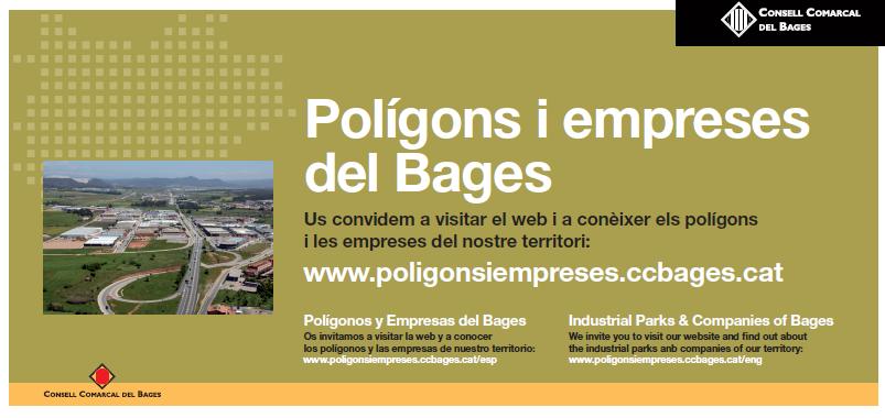 Polígons i empreses del Bages