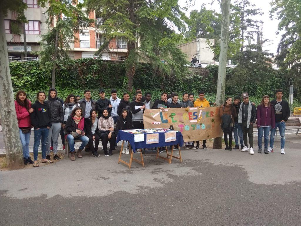 Els joves migrats sols del Bages participen activament de les activitats promogudes pel Servei de Primera Acollida