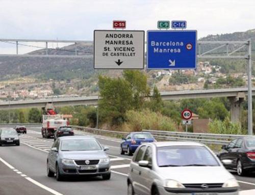 El Consell Comarcal alerta de l'encariment del peatge de la C-16 i reclama solucions urgents i definitives a la Generalitat