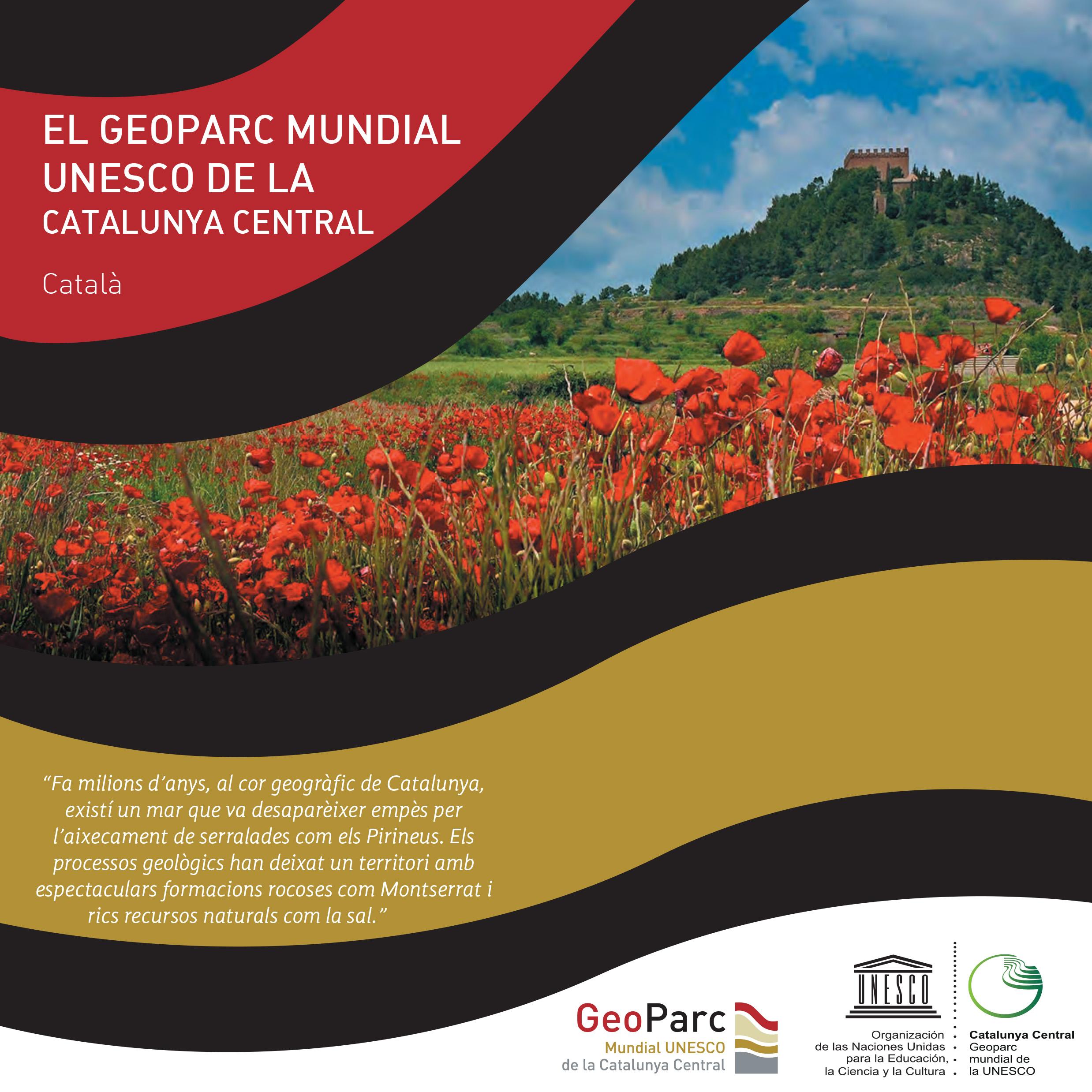 Geoparc Maundial UNESCO de la Catalunya Central
