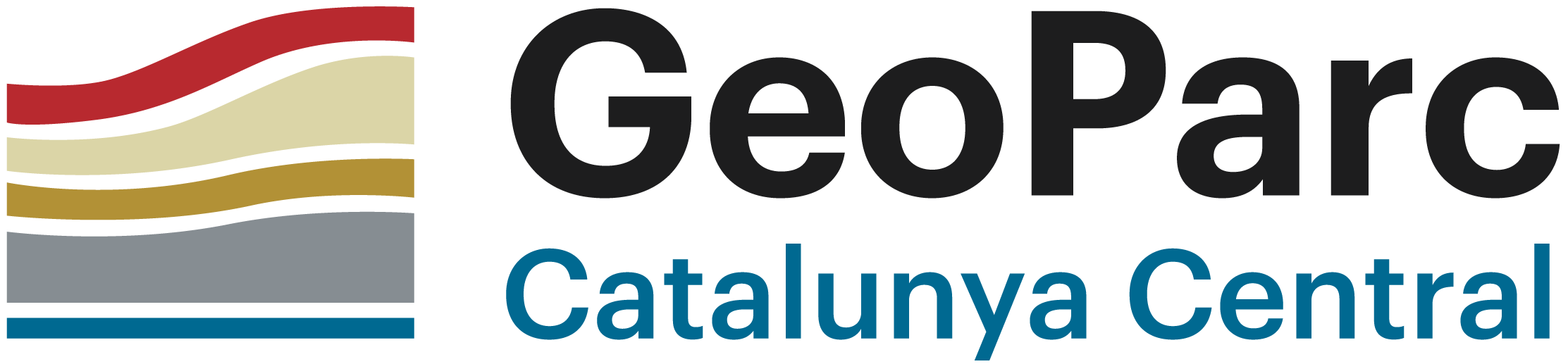 Logotip Geoparc de la Catalunya Central