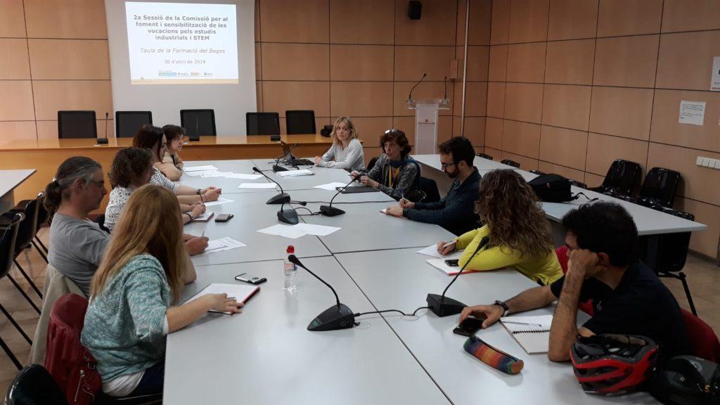 El Bages uneix esforços per fomentar l'ocupació amb les vocacions industrials i científiques