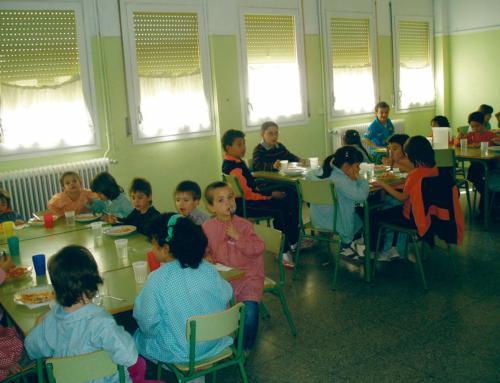 El Consell Comarcal del Bages adjudica 2.862 beques de menjador escolar aquest curs