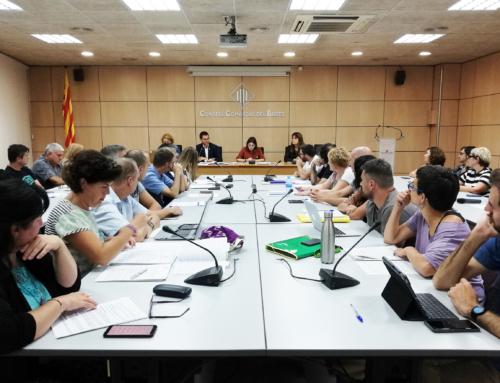 El Consell Comarcal del Bages aprova el nomenament de Laura Vilagrà com a nova gerent de la institució