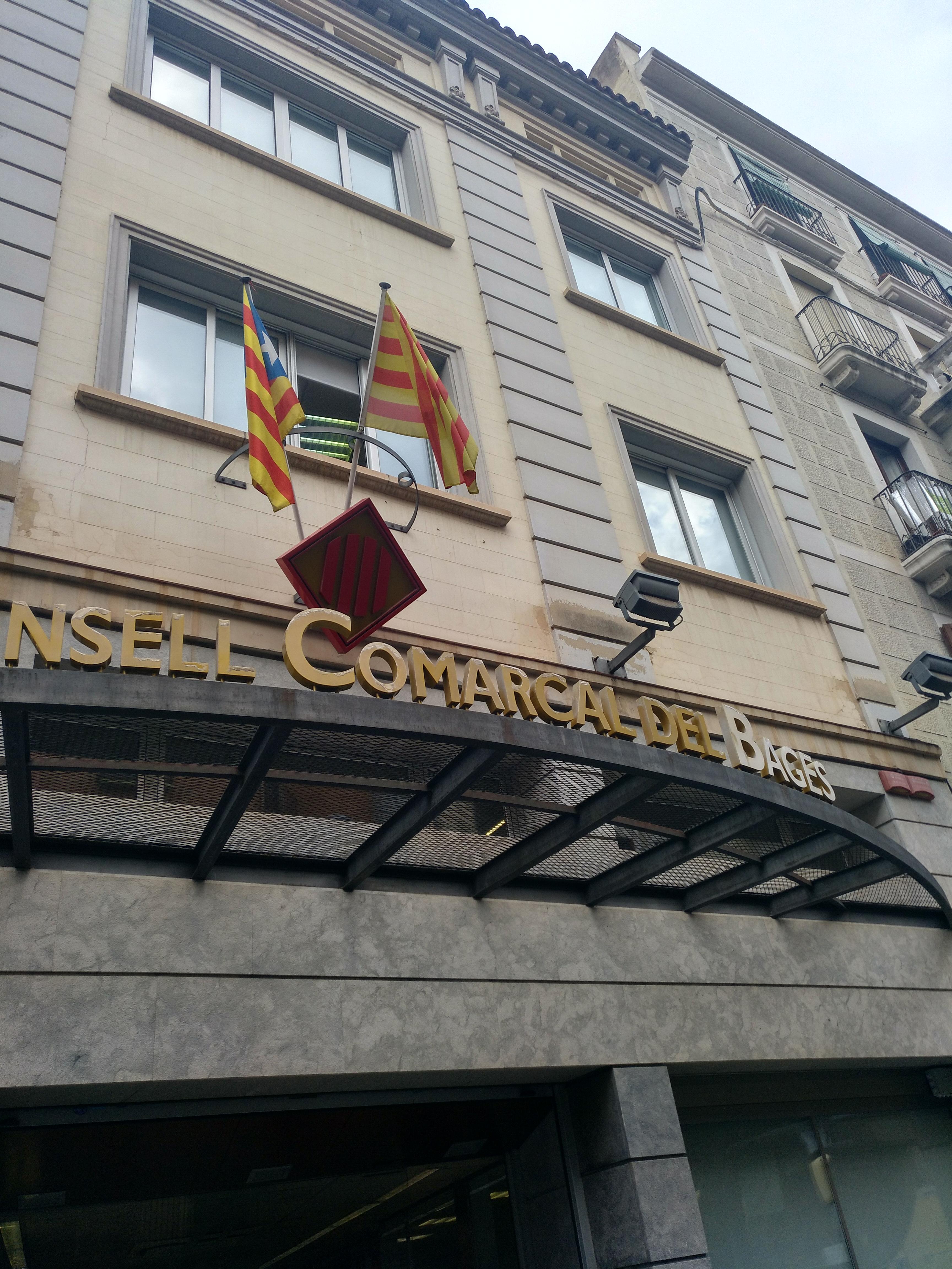 El Consell Comarcal del Bages rebutja la sentència del Tribunal Suprem i demana la llibertat immediata de tots els presos