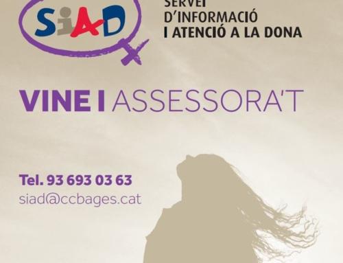 El Consell Comarcal del Bages organitza un  grup de suport psicosocial a dones que pateixen o han patit violència masclista