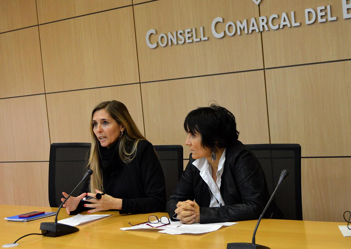 Consell Comarcal del Bages i Ajuntament de Manresa posen les bases per elaborar la Guia Comarcal per a l'actuació contra els maltractaments a les persones grans