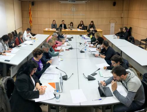 El Consell Comarcal del Bages fixarà una posició comuna per al territori en matèria de mobilitat