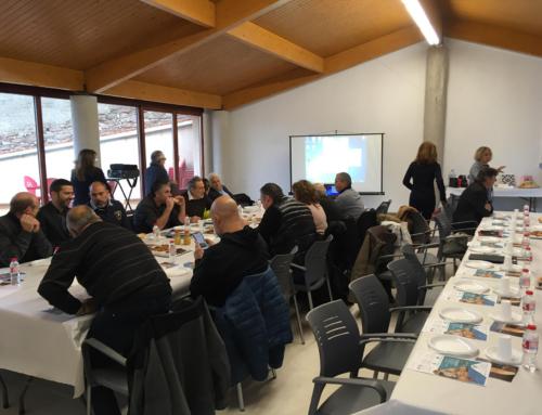 Súria acull la tercera trobada dels responsables d'associacions d'empresaris i empresàries de polígons del Bages