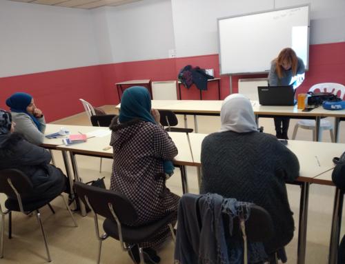 El Servei d'Inclusió Social, Acollida i Envelliment del Consell Comarcal del Bages forma 120 persones migrades en igualtat i prevenció d'abusos
