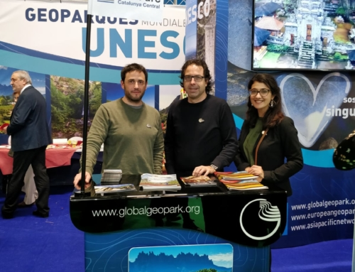 El Bages i el Geoparc de la Catalunya Central es promocionen a Fitur, la fira de referència del sector turístic