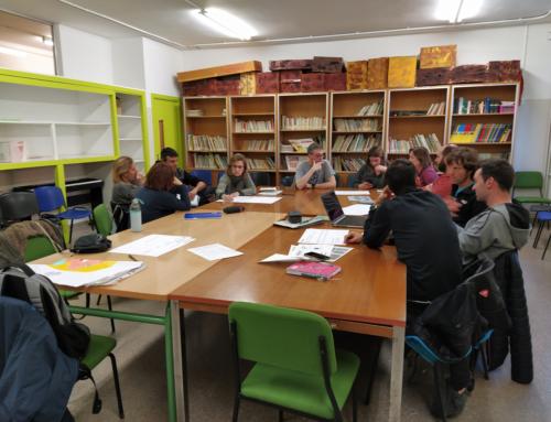 Acabada la formació en matèria de patis coeducatius a les escoles amb la voluntat d'implementar noves mesures