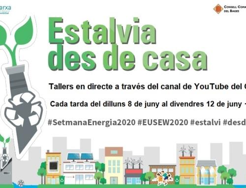 La Setmana de l'Energia del Consell Comarcal del Bages subratlla el poder de la ciutadania per aconseguir una major sostenibilitat