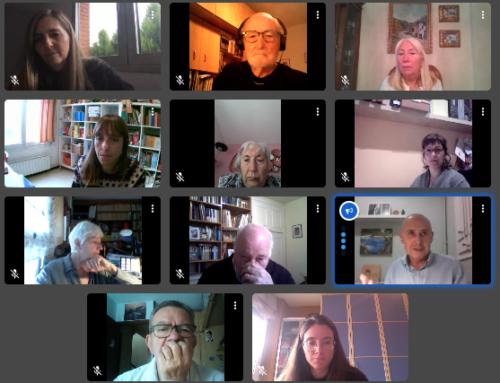 La reunió telemàtica de la comissió permanent del Consell de les Persones Grans del Bages presenta el nou Servei d'Assessorament Especialitzat d'Atenció a la Vellesa