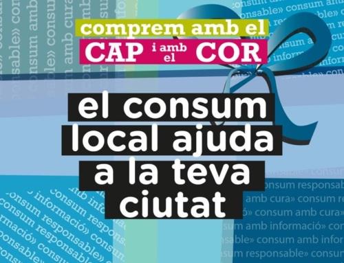 El Consell Comarcal, l'Ajuntament de Manresa i l'Ateneu Cooperatiu de la Catalunya Central col·laboren en una campanya per promocionar el consum responsable