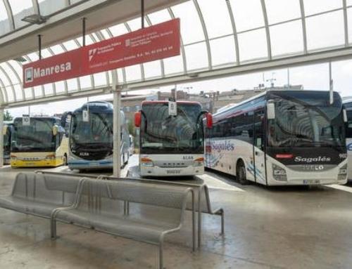 La Generalitat confirma que el bus de Manresa a Barcelona mantindrà la parada al centre de la capital catalana