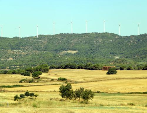 Entrevista radiofònica per explicar les sol·licituds de parcs fotovoltaics al territori