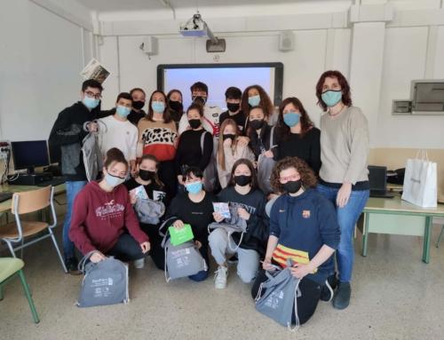 Alumnes de Navarcles s'apropen al turisme sostenible de la mà de Bages Turisme
