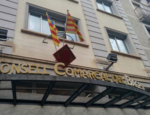 El Consell d'Alcaldesses i Alcaldes del Bages dona suport a l'Ajuntament de Manresa i a l'equip de Serveis Socials Bàsics