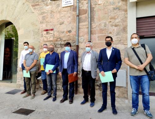 El Bages incorpora 14,5 quilòmetres de camins municipals a la xarxa de carreteres de la Diputació de Barcelona